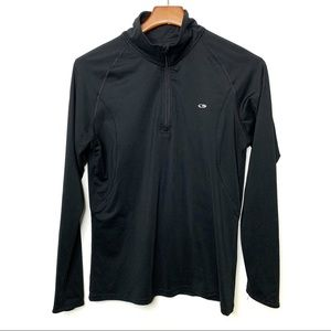 C9 by Champion Black Athletic Pull-over Jacket L
